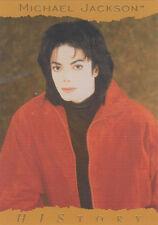 VIGNETTE PANINI MICHAËL JACKSON  HISTORY N° 30 / 1996