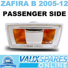 VAUXHALL ZAFIRA B NEW SIDE REPEATER INDICATOR LENS PASSENGER NEAR SIDE NEARSIDE