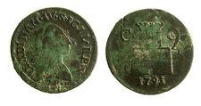 pcc1991_4) Napoli Regno  Ferdinando IV di Borbone - 9 Cavalli 1791