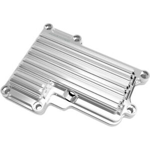 Arlen Ness 10 Gauge Chrome Transmission Top Cover for Harley 07-15 Twin Cam