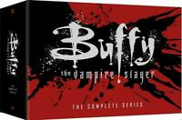 Buffy: The Vampire Slayer Complete Series Season 1-7 (DVD 2017, 39-Disc w/ Book)