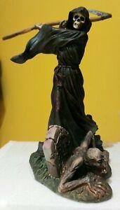 Nemesis Now NEM4263 No Escape Grim Reaper Figurine Gothic Gift 22cm VERY RARE