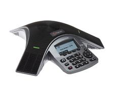 Polycom SoundStation IP 5000 SIP Audio Conference VoIP Phone PoE (Refurbished)