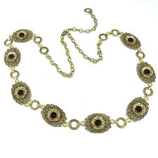 Chain of Office / Livery Collar, Stylized Medieval Necklace, Tudor, Elizabethan