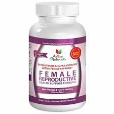 Activa Naturals Female Reproductive System Health Supplement with Chiro Inosi ph