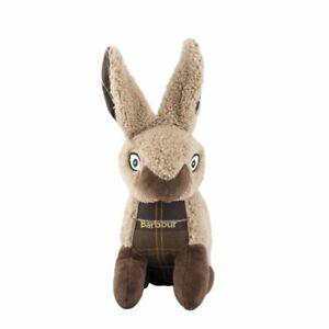 Barbour Rabbit Dog Toy - SALE