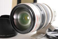 【 Top Mint 】 Canon Zoom Lens Ef 28-300mm F/3.5-5.6 L Is USM Af + EW83-G Hood JP