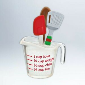 Hallmark 2012 The Merry is in the Making Cooking Utensils Ornament