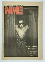 NME  27 January 1979 Costello Punishment of Luxury Lovers Rock