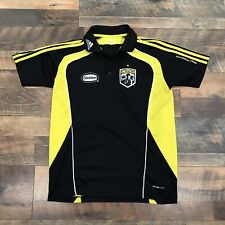 "Adidas Columbus Crew Black Soccer Jersey Size Small ""The Crew"""