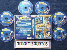 Sonic Pc Collection Juego PC EXCELENTE ESTADO