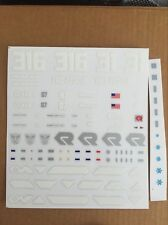 Eness Detail decals for TF Movie 3 DOTM Leader Sentinel Prime