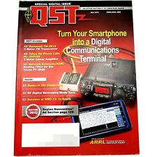 Qst Ham/Amateur Radio Arrl Magazine - May 2012 Kenwood Tm-281A Hl-350Vdx Digital