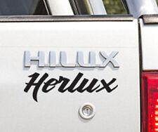 HERLUX Funny Hilux 4x4 Girl Car Sticker Vinyl Decal