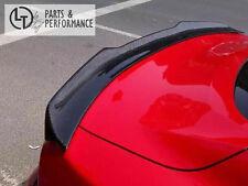 Carbon Heckspoiler Abrisskante Spoiler Lippe für Ford Mustang GT Coupe