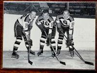 1991-92 Boston Bruins Sports Action Legends - Hill, Cowley, Conacher