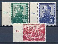 Gebiet DDR Ungeprüfte Briefmarken aus Deutschland (ab 1945) mit Postfrisch