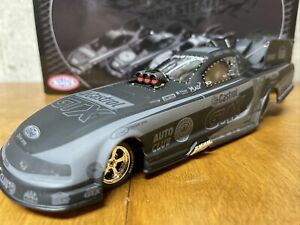 """2011 NHRA  Mike Neff """"CASTROL STEALTH"""" Mustang Funny Car 1/24 Action"""