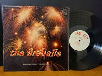 THE FIREBALLS 1960 Vinyl LP! Canada Mono Rockabilly TOP RANK RM 324