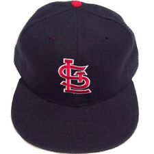 1989-93 St Louis Cardinals New Era 59Fifty Pro Model 7 1/2 Fitted Cap Hat