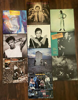 Lot Of 10 Vinyl LP Records The Who Pete Townsend Another Scoop Quadrophenia