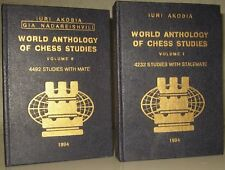 Georgia Chess Book in 2 vols.: World anthology of chess studies