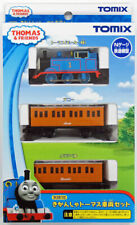 Tomix 93810 Thomas Tank Engine & Friends Thomas 3 Cars Set (N scale) *PRE ORDER*