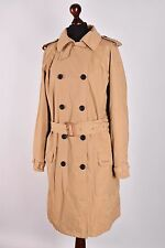 WOMEN'S BARBOUR VALERIE TRENCH DOUBLE BREASTED COAT JACKET SIZE UK 18 GENUINE
