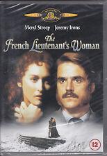 The French Lieutenant's Woman - Meryl Streep Jeremy Irons New & Sealed R2 DVD