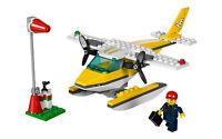 Lego City Town Harbor Set 3178 Seaplane 2010 100% Complete Toy Bricks