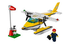 Lego City Town Harbor Set 3178 Seaplane 2010 100% Complete Toy Bricks