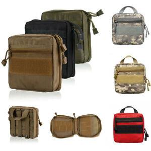 Tactical Utility Pouch Molle Medical First Aid Kit EMT Gadget EDC Tool Bag Nylon
