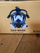 Full Face Respirator Double Filters Large View