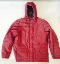 Men's Oakley Trails Insulated Ski Snowboard Snow Winter Jacket Rhone Red Size XL