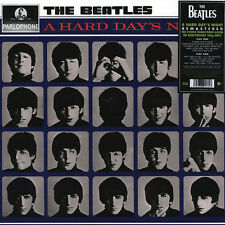 THE BEATLES A Hard Day's Night - Vinyl LP - Reissue Remastered Stereo 180G
