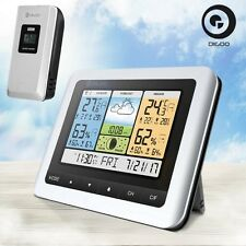 Digoo Wireless Weather Station Thermometer USB Forecast Sensor Barometer Alarm