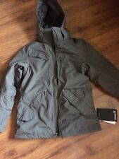 Spyder Defender Ski Snowboard 3M Thinsulate Jacket Gray size M New