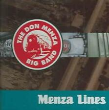 DON MENZA - MENZA LINES NEW CD