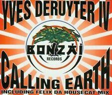 Yves Deruyter IV Calling earth (#1759363) [Maxi-CD]