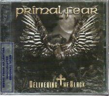 PRIMAL FEAR DELIVERING THE BLACK + 3 BONUS TRACKS SEALED CD NEW 2014