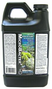 Brightwell MicroBacter7 67.6oz Filter Bacteria Start Aquarium