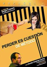 Perder Es Cuestión De Metodo DVD 2005 like new fast free ship in us only 7.99