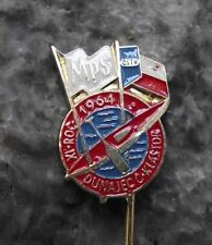 1964 International Canoe Kayak Whitewater Slalom Championships Slovak Pin Badge