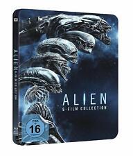 Steelbook Alien Part 1 2 3 4 5 6 Rückkehr Covenantprometheus Blu-Ray Box New