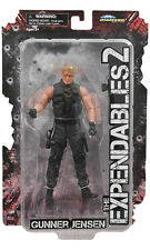 "The Expendables 2 - 17.5cm(7"") Gunner Jensen - Action Figure"
