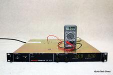 Sorensen DCS60-18E PROGRAMMABLE DC POWER SUPPLY 0-60V 0-18A