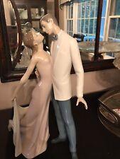 Lladro Happy Anniversary Dancing Couple Figurine 6475 w/box, Excellent Condition