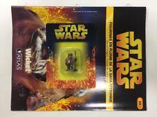 star wars figurine en plomb wicket n23/60 neuve blister fascicule atlas