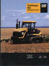 "Caterpillar Challenger ""95E"" Agricultural Crawler Tractor Brochure"