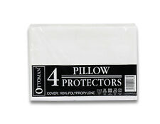 Ottoman® 4 Pack Pillow Protectors